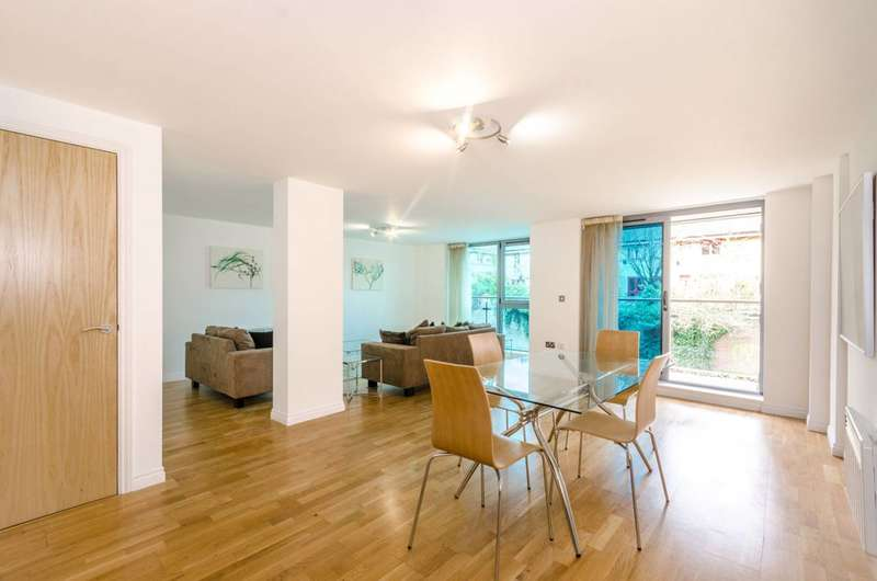 2 Bedrooms Flat for sale in St Pancras Way, Camden, NW1
