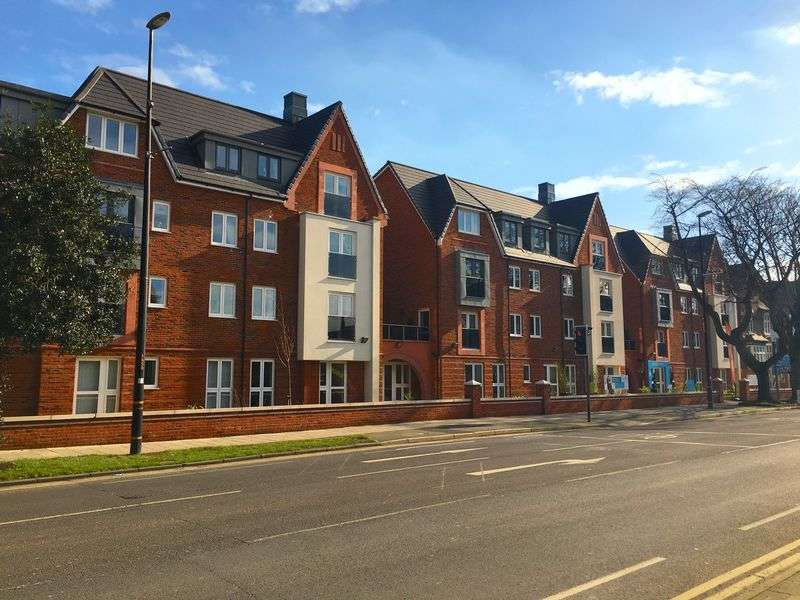 2 Bedrooms Flat for sale in Oakfield Court Crofts Bank Road, Urmston : NEW : The last remaining 2 bedroom luxury retirement apartment