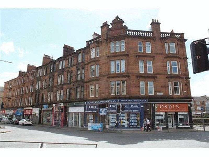 1 Bedroom Flat for sale in Pollokshaws Road, Glasgow