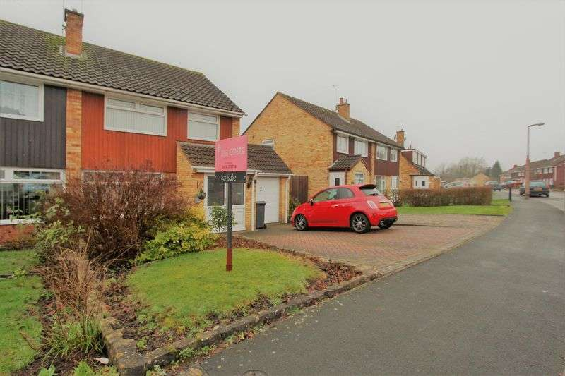 4 Bedrooms Semi Detached House for sale in St. Davids Road, Thornbury