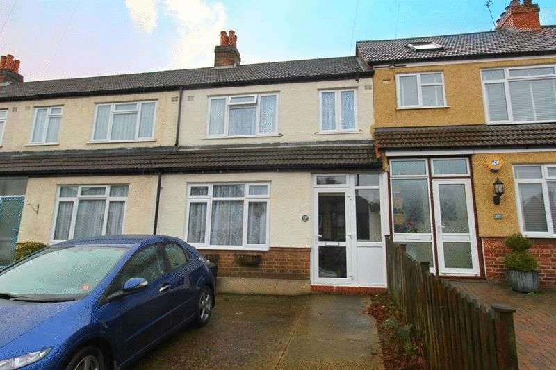 3 Bedrooms Terraced House for sale in Banstead Road, Caterham