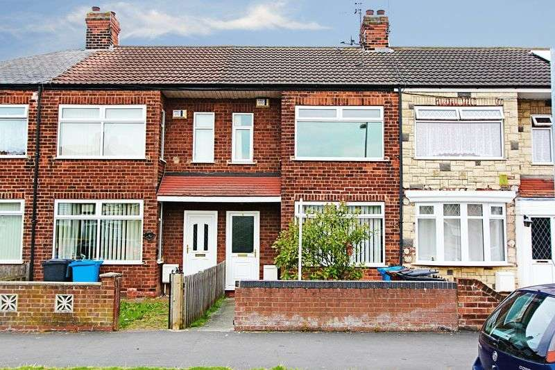 2 Bedrooms Terraced House for sale in Oldstead Avenue, Hull