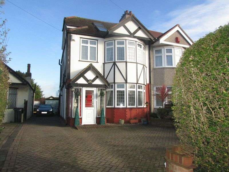 4 Bedrooms Semi Detached House for sale in Princes Road, Dartford