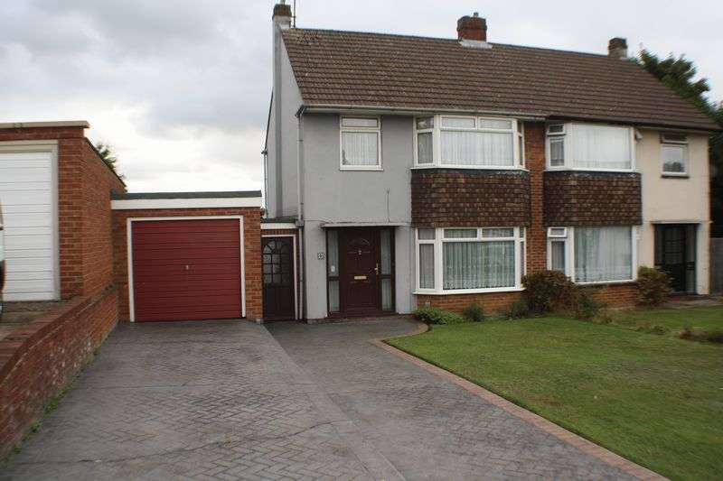 3 Bedrooms Semi Detached House for rent in Coppice Road, Woodley