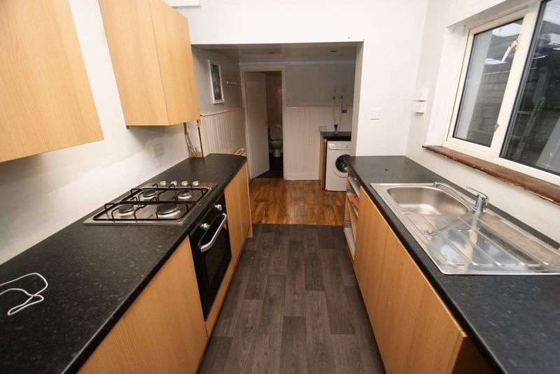 2 Bedrooms Terraced House for sale in Wicklow Street TS1 4RG
