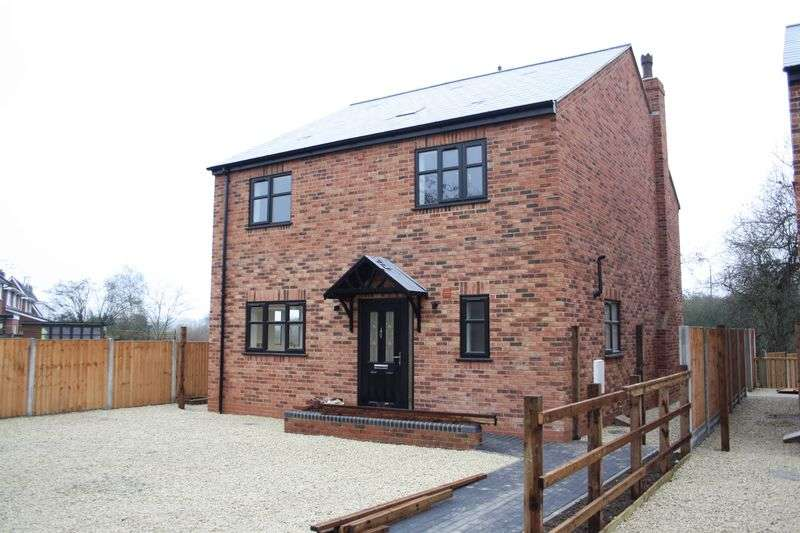 4 Bedrooms Detached House for sale in Worcester Road, Wyre Piddle