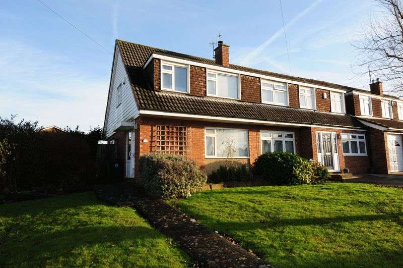 3 Bedrooms Semi Detached House for sale in Court Farm Road, Whitchurch, Bristol, BS14 0EH