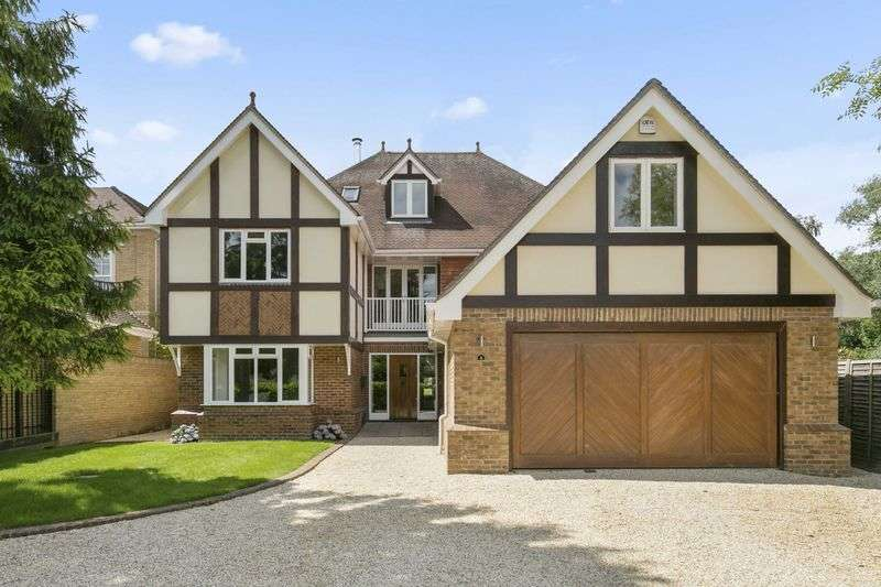 6 Bedrooms Detached House for sale in Meadway, Esher