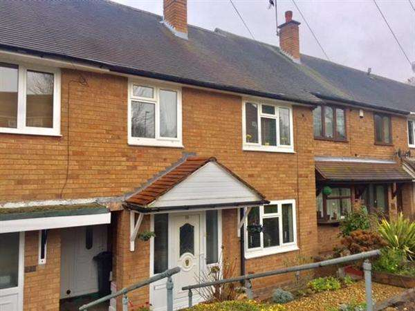 3 Bedrooms Terraced House for sale in Bartley Drive, Northfield, Birmingham