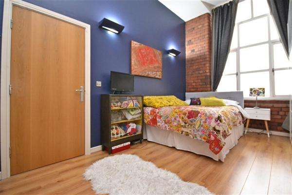 2 Bedrooms Apartment Flat for sale in Trencherfield Mill, Heritage Way, Wigan