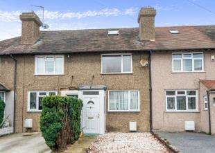 3 Bedrooms Terraced House for sale in Hallford Way, West Dartford, Kent
