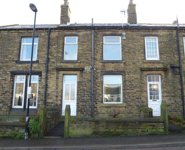 2 Bedrooms Terraced House for sale in Leymoor Road, Golcar, Huddersfield