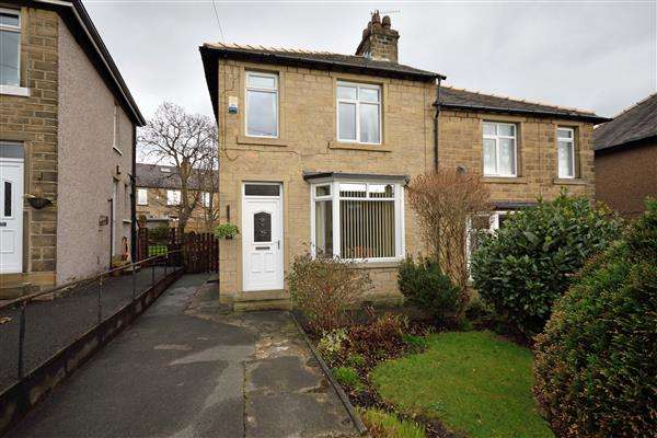 2 Bedrooms Semi Detached House for sale in Royd Street, Longwood, Huddersfield