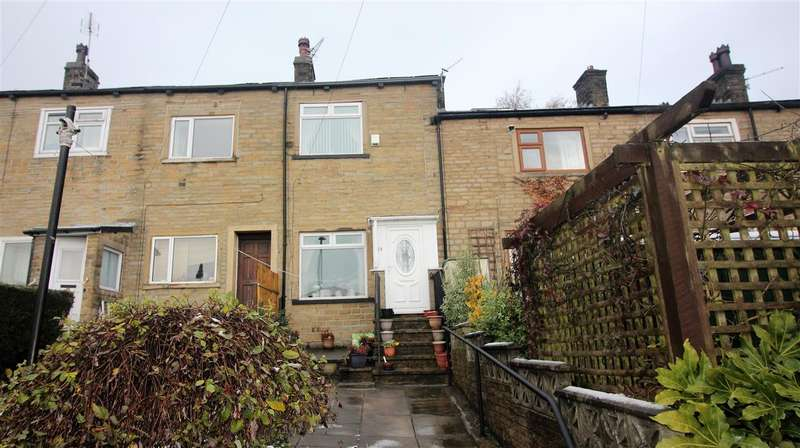 1 Bedroom Cottage House for sale in Thorn Tree Street, Halifax
