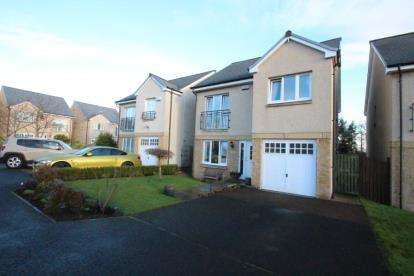 4 Bedrooms Detached House for sale in Loch Venachar Gardens, Glenrothes
