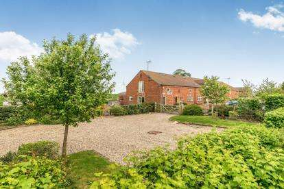 Equestrian Facility Character Property for sale in Higher Den Farm Barns, Den Lane, Crewe, Staffordshire