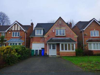4 Bedrooms Detached House for sale in Nethercote Avenue, Baguley, Manchester, Greater Manchester