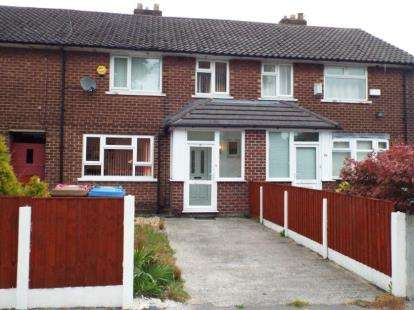 3 Bedrooms Terraced House for sale in Grosvenor Road, Worsley, Manchester, Greater Manchester