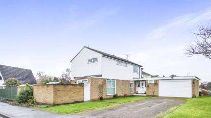 4 Bedrooms Detached House for sale in Portloc Drive, Little Hill, Wigston, Leicestershire
