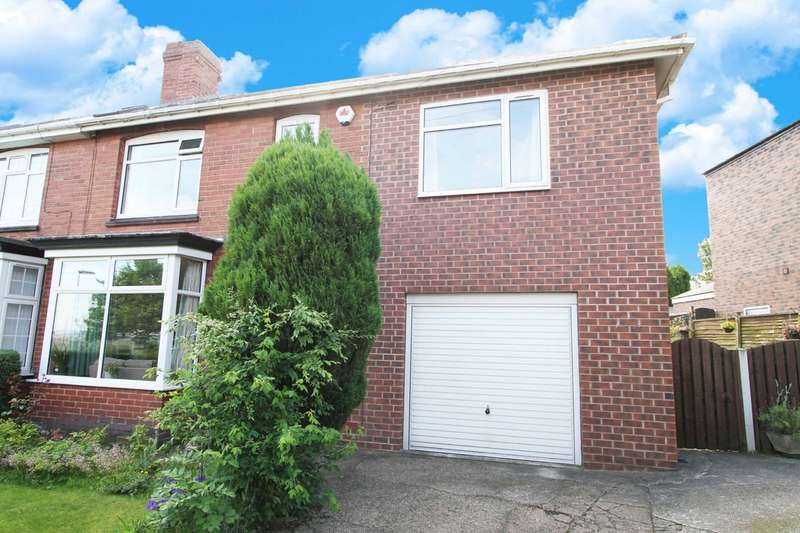 5 Bedrooms Semi Detached House for sale in Ledsham Road, Rotherham