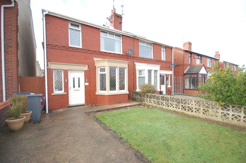 3 Bedrooms Semi Detached House for sale in Sandgate, Blackpool