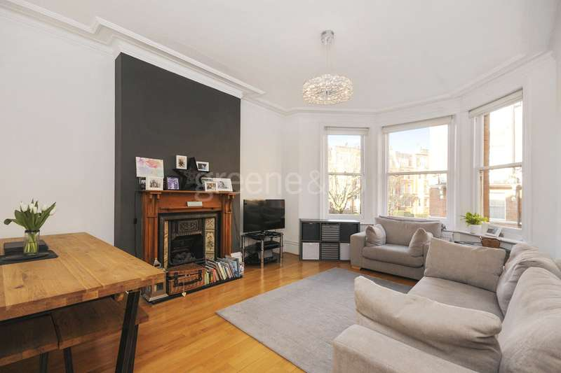 3 Bedrooms Flat for sale in Cumberland Mansions, West End Lane, West Hampstead, NW6
