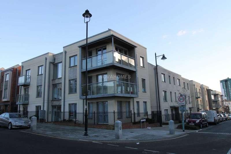 1 Bedroom Flat for sale in Granby Way, Devonport, PL1 4FT