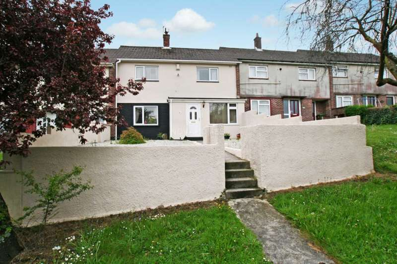 2 Bedrooms Terraced House for sale in Copplestone Road, Derriford, PL6 6RR