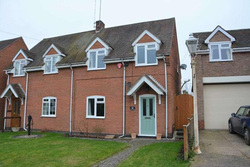 3 Bedrooms Semi Detached House for sale in Main Street, Birdingbury