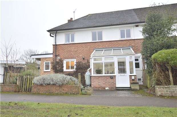 3 Bedrooms Semi Detached House for sale in Meadoway, Bishops Cleeve, GL52 8NB