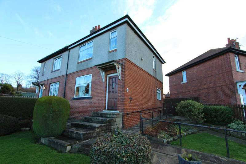 3 Bedrooms Semi Detached House for sale in Low Road, Dewsbury Moor
