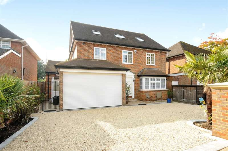 5 Bedrooms House for sale in Foxdell, Northwood, Middlesex, HA6
