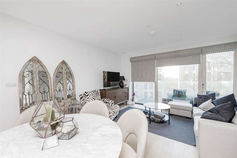 1 Bedroom Flat for sale in Rutherford Heights,Trafalgar Place, Elephant & Castle, London SE17