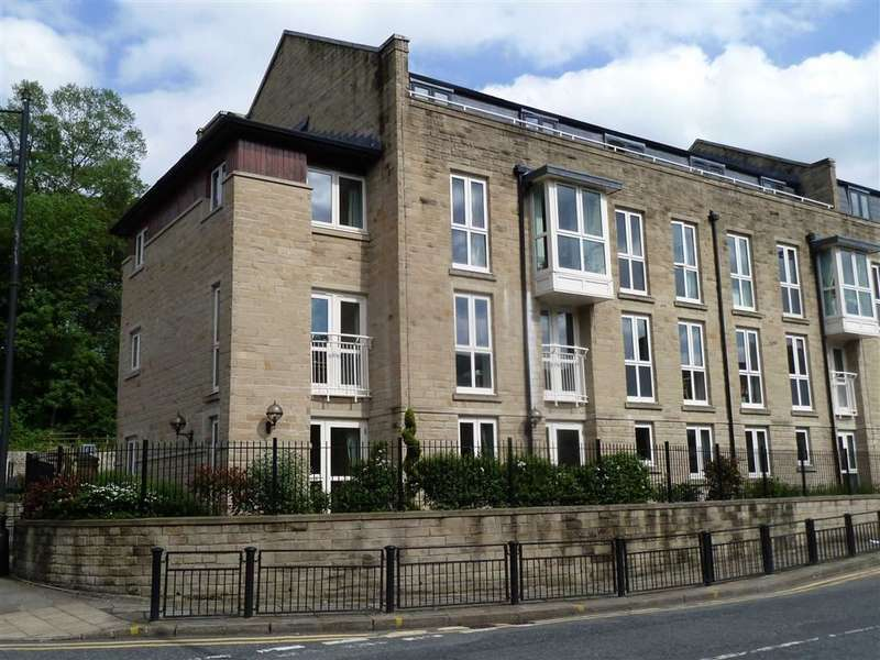 2 Bedrooms Property for sale in Warburton Court, High Street, SADDLEWORTH, OL3
