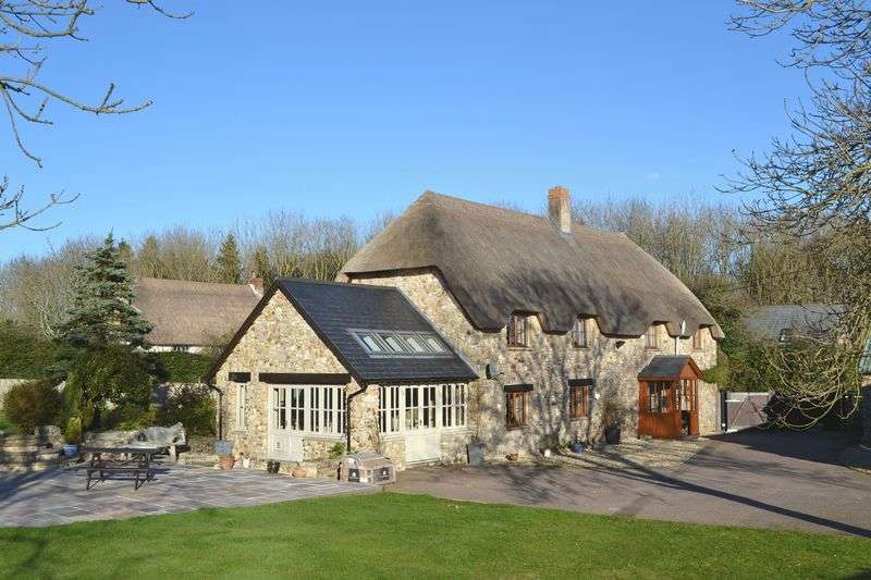 4 Bedrooms Detached House for sale in Salcombe Regis, Sidmouth