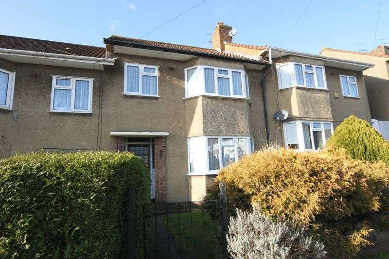 3 Bedrooms Terraced House for sale in Avalon Road, Bristol