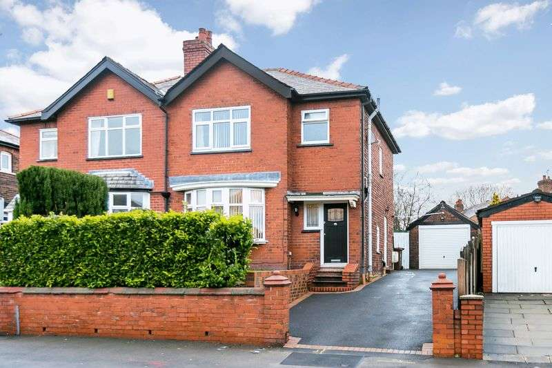 3 Bedrooms Semi Detached House for sale in Whitley Crescent, Whitley, WN1 2QS