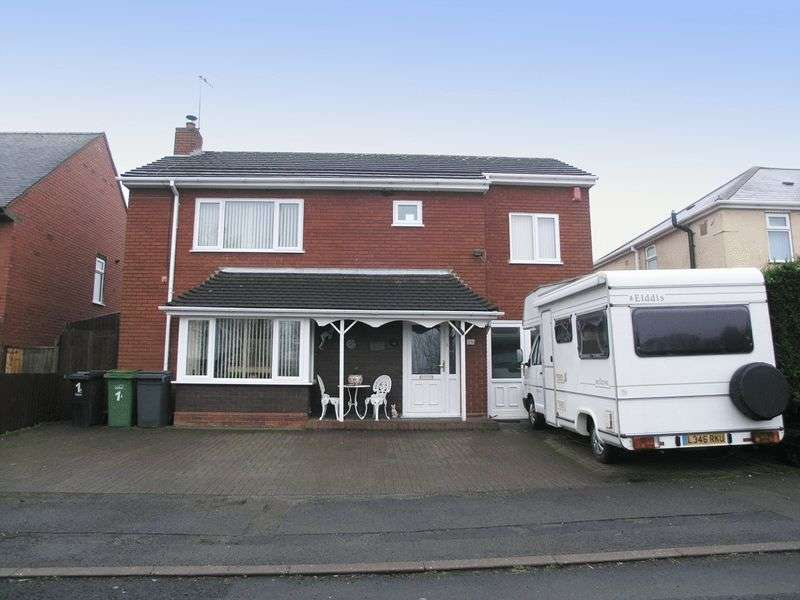 4 Bedrooms Detached House for sale in BRIERLEY HILL, Hillcrest Avenue