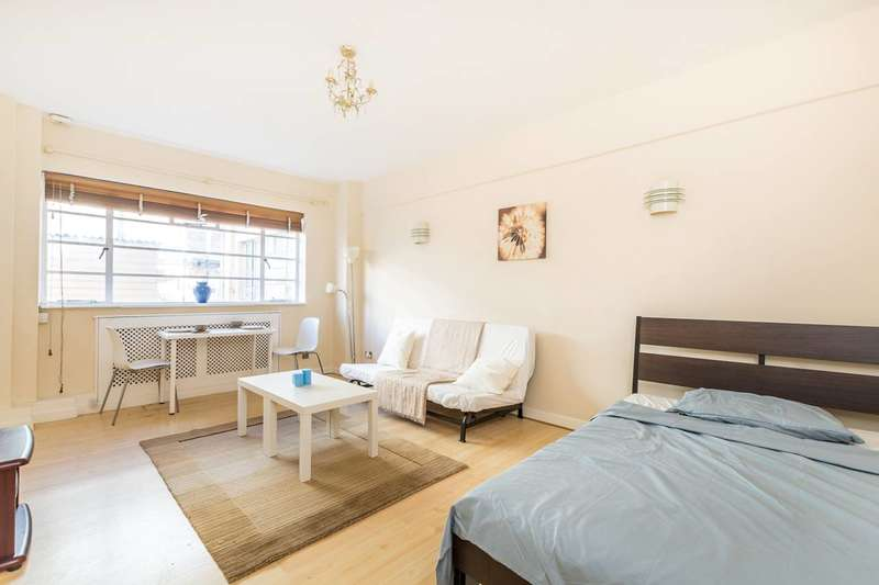 Studio Flat for sale in Palace Gardens Terrace, Notting Hill Gate, W8