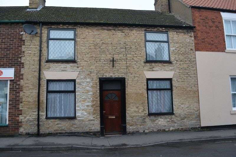 3 Bedrooms Terraced House for sale in High Street, Winterton, Scunthorpe