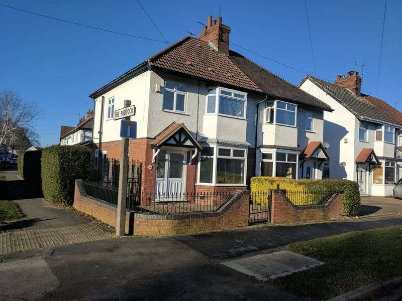 3 Bedrooms Semi Detached House for sale in Anlaby Park Road North, Hull
