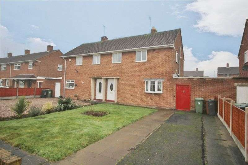 3 Bedrooms Semi Detached House for sale in Queens Lea, Willenhall