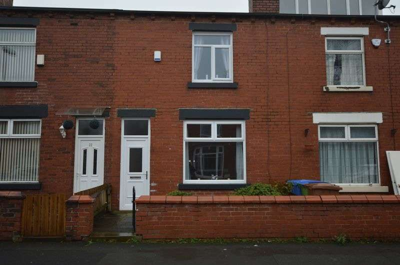 2 Bedrooms Terraced House for sale in Brocklebank Road, Rochdale