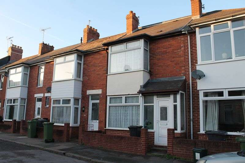 3 Bedrooms Terraced House for sale in Parkhouse Road, Exeter