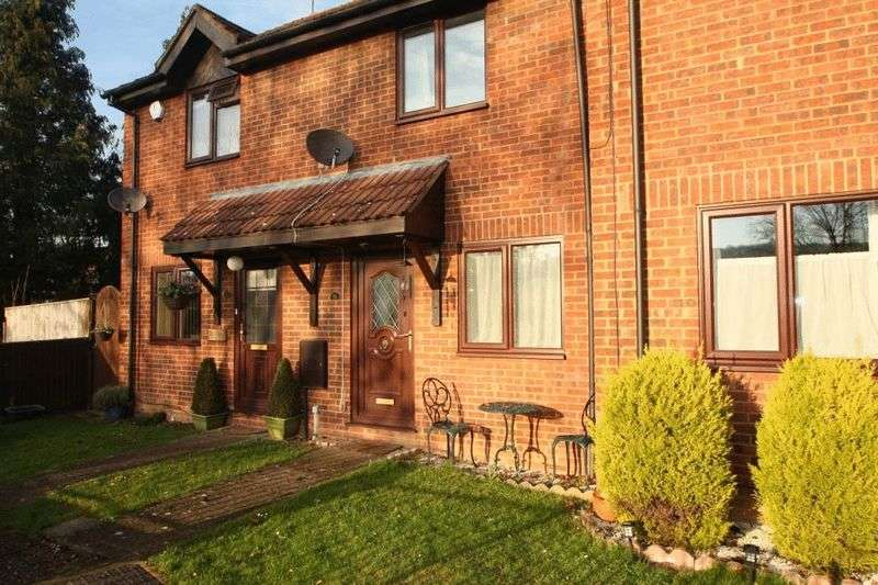 2 Bedrooms Terraced House for sale in Ludlow Mews
