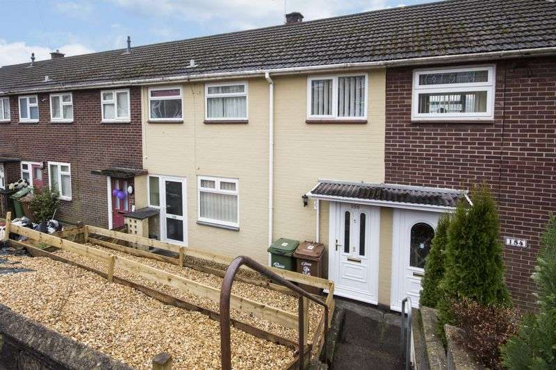 3 Bedrooms Terraced House for sale in Elm Drive, Newport