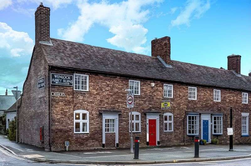 3 Bedrooms Terraced House for sale in High Street, Much Wenlock