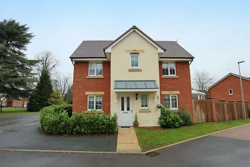 4 Bedrooms Detached House for sale in Stanley Boughey Place, Nantwich