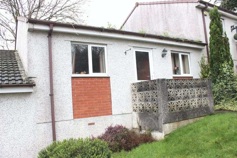 2 Bedrooms Bungalow for sale in Erlstoke Close, Eggbuckland, Plymouth