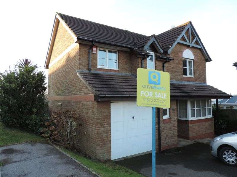 4 Bedrooms Detached House for sale in Bishop Temple Road, Truro